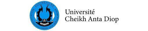 Logo université Cheikh Anta Diop